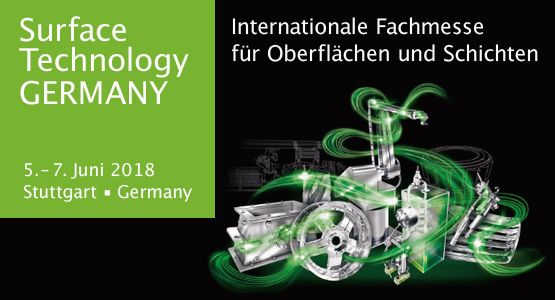 Surface Technology Germany Messeteilnahme