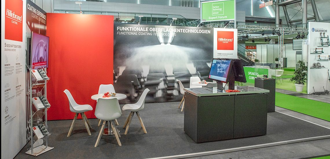 Surface Technology Stuttgart Hillebrand Coating